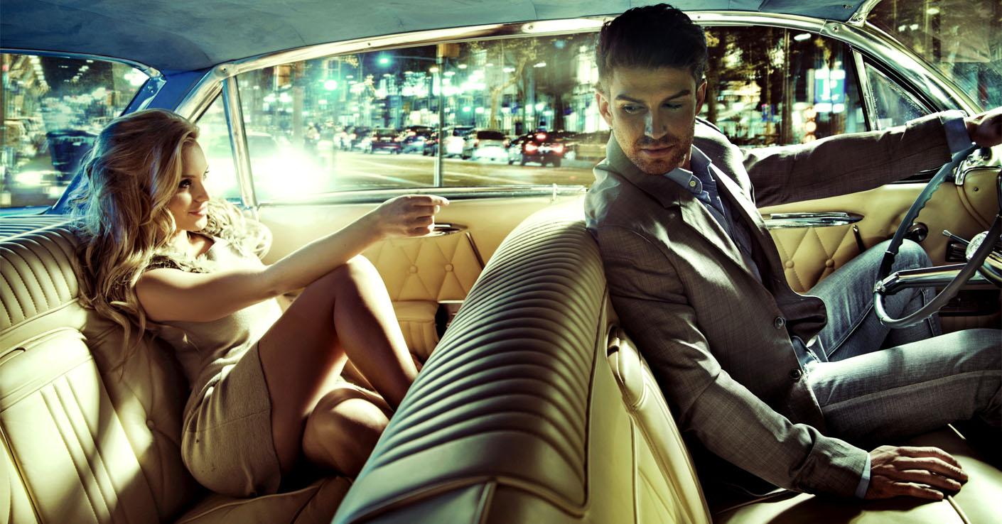 Как сделать фото себя в машине