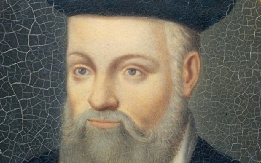 a biography of nostradamus Nostradamus was a french physician and astrologer who dabbled in prophecy his volume centuries, a big set of vague and often cataclysmic predictions set in quatrains, made quite a sensation in his day.