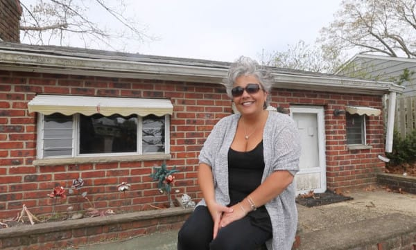 Anna Jones, the owner of the Brick Midget House in Brick, NJ  4/30/15 (William Perlman | NJ Advance Media for NJ.com)