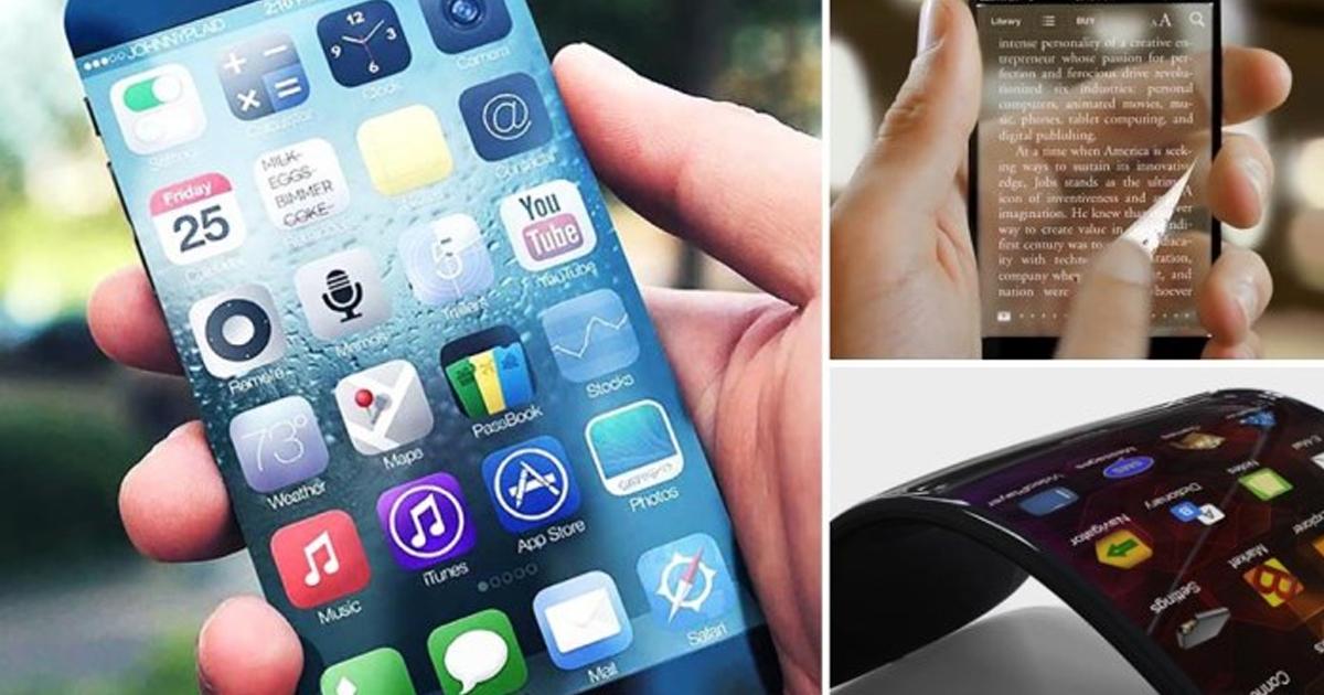 Когда выйдут новые телефоны 2017 года