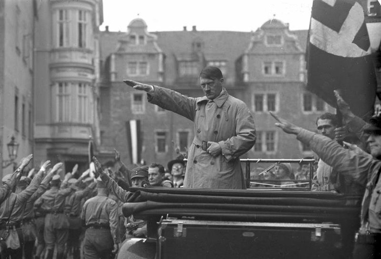 an analysis of the pre war timeline on adolf hitlers fascist germany The rise of adolf hitler from unknown to dictator of the triumph of hitler - the pre-war years of nazi germany, 1933 world war ii in europe timeline.