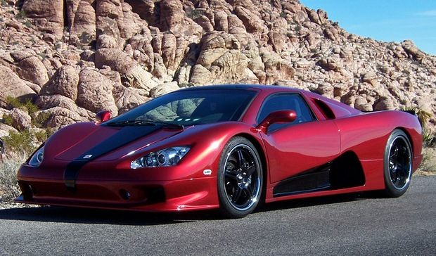 2006 SSC Ultimate Aero TT top car rating and specifications