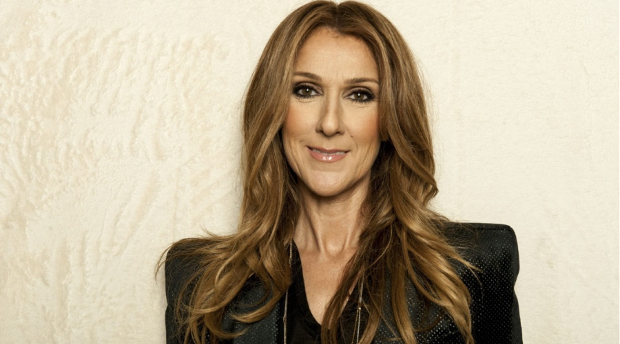 CORRECTS YEAR TO 2013. 12141316247, 21334631, CORRECTS YEAR TO 2013 - Singer Celine Dion poses for a portrait on Saturday, Dec. 14, 2013 in Los Angeles. (Photo by Jordan Strauss/Invision/AP)
