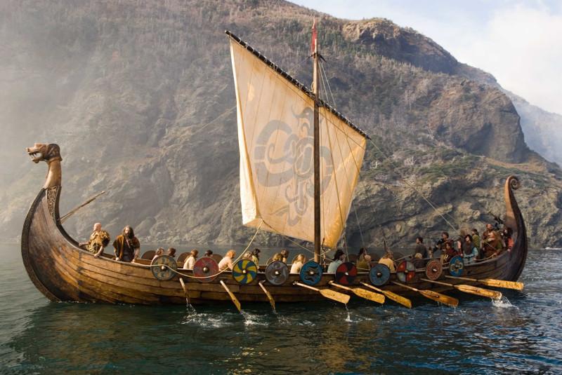на какой из этих лодок издревле плавали ирландцы