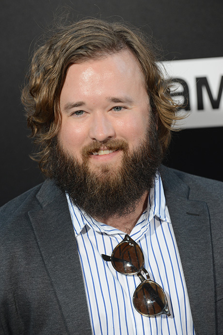 "LOS ANGELES, CA - JUNE 20:  Actor Haley Joel Osment arrives for the Premiere Of AMC's ""Preacher"" Season 2 held at The Theatre at Ace Hotel on June 20, 2017 in Los Angeles, California.  (Photo by Albert L. Ortega/Getty Images)"