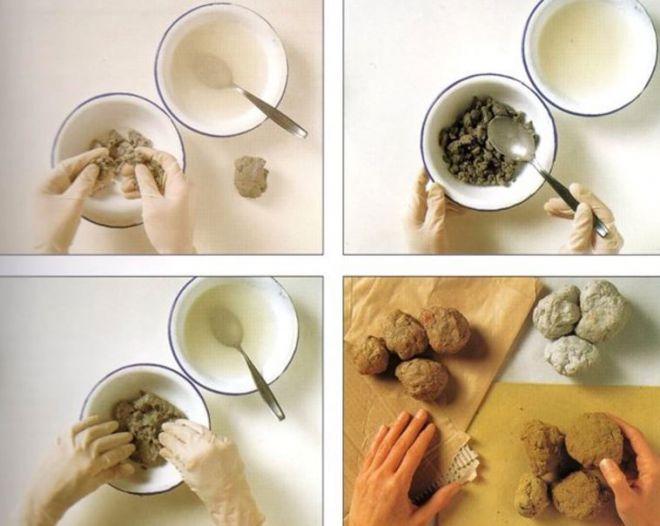 Как сделать папье-маше своими руками из бумаги