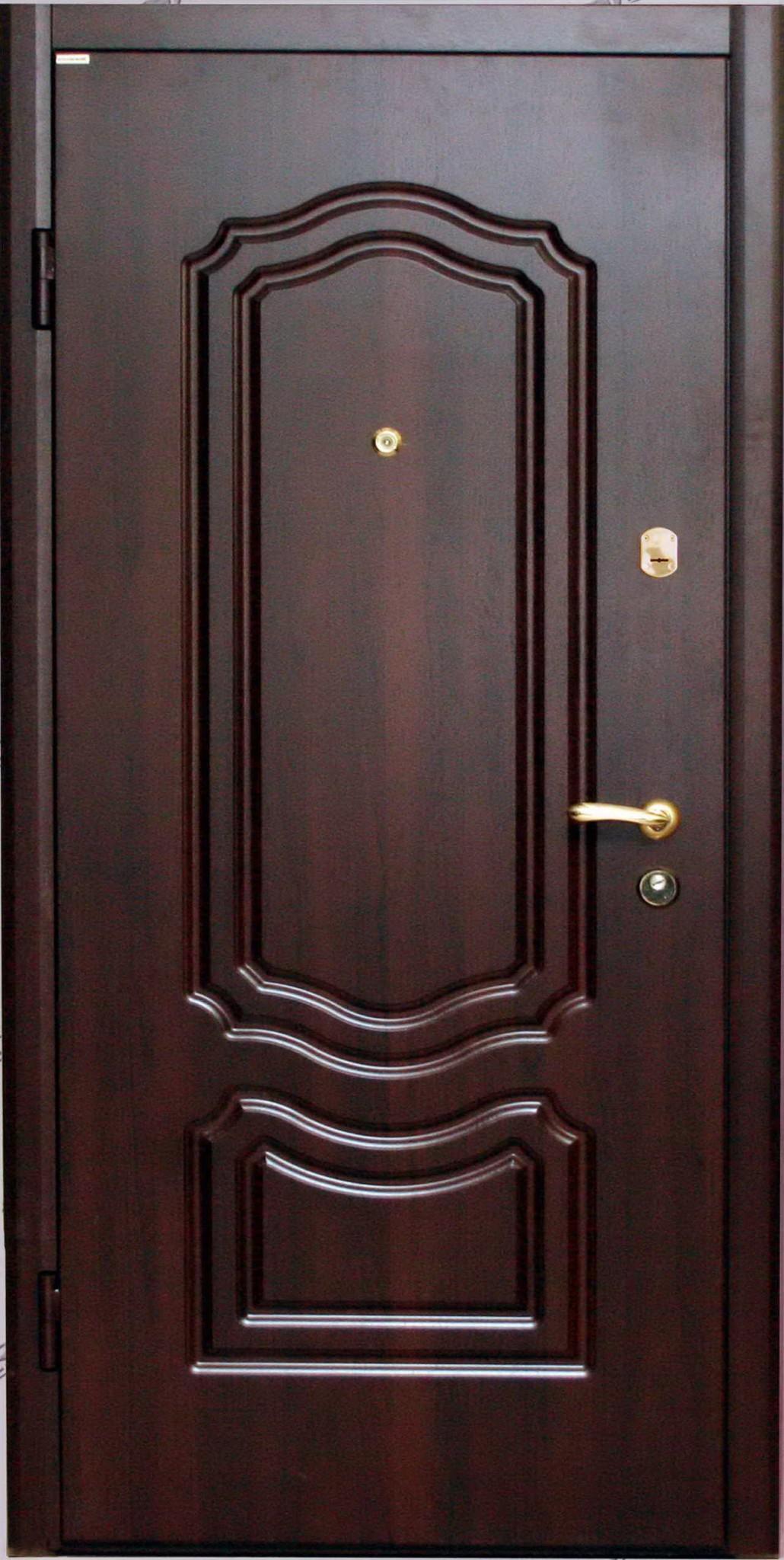 металлические двери высокая гора