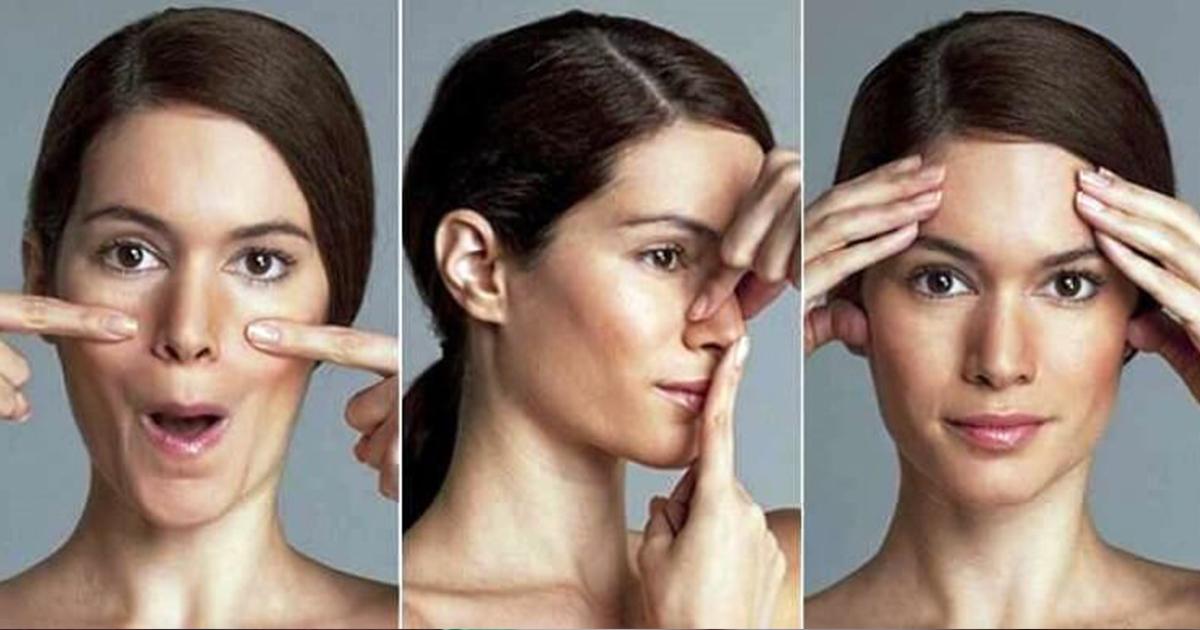 Как сделать себе скулы на лице